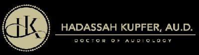 Hadassah Kupfer, Doctor of Audiology