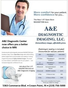 A&E Diagnostic Imaging