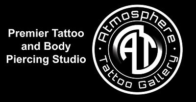 Atmosphere Tattoo Gallery